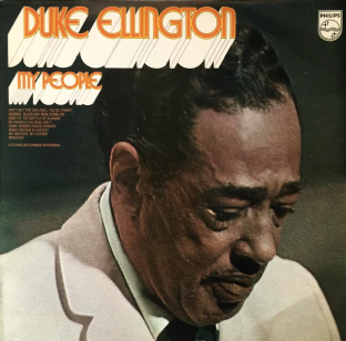 Duke Ellington - My People (LP) (VG-EX/VG+)